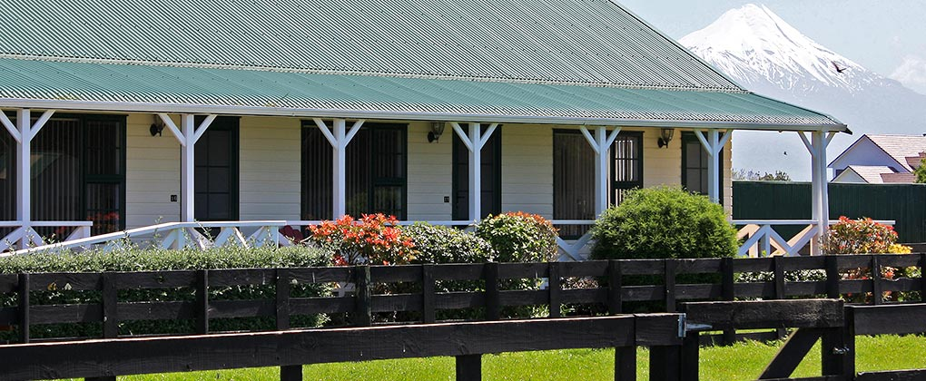 Taranaki Accommodation